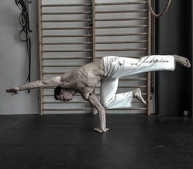 Καλλισθενικη γυμναστικη